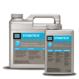 STONETECH® Heavy Duty Coating Stripper 1 GAL. 3. 8 LIT.